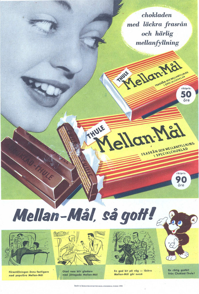 Break me off a piece of that Mellan-Mal.