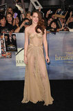 Kristen's Zuhair Murad dress at the Breaking Dawn Part 2 premiere had no trouble stealing all the spotlight!