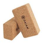 Gaiam Cork Yoga Blocks