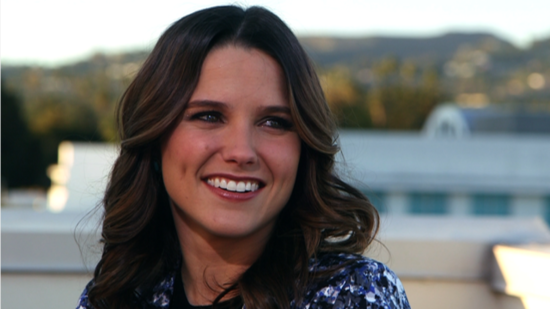Exclusive: Sophia Bush Shares a Big Announcement and Talks Speaking Out