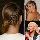The One-Sided French Braid