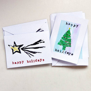 DIY Holiday Cards