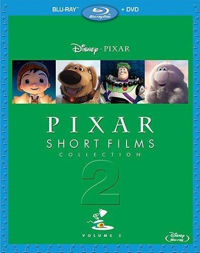 Pixar Short Films Collection 2
