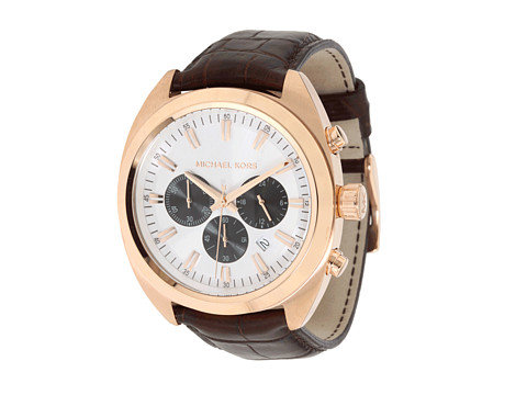 For the classic guy, gift him a timepiece like this Michael Kors Dean Chronograph watch ($250) that he can wear every day — and think of you every time he does.