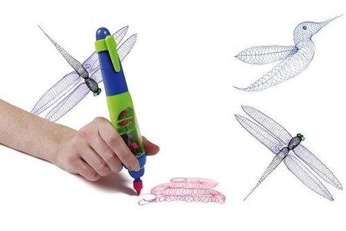 For 8-Year-Olds: Spyro Gyro Motorized Stylus