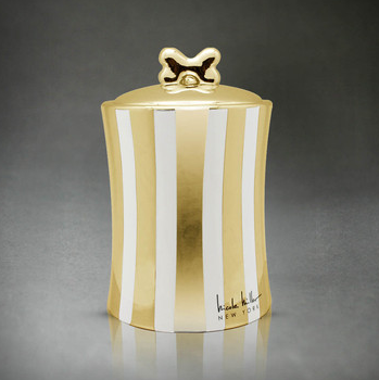 With this Nicole Miller Treat Jar ($17), you can stock up on treats for your lucky pup.