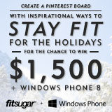 Create a Fitness Inspiration Board on Pinterest For a Chance to Win $1,500