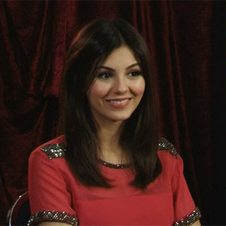 Victoria Justice Video Interview on Fun Size and Victorious