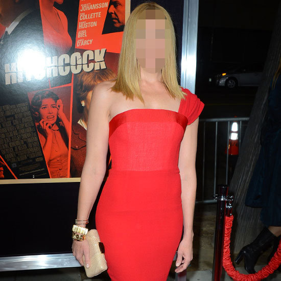Can you guess which Hollywood star wore Alex Perry?