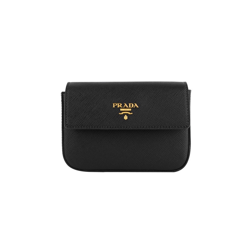 Clutch, approx. $262, Prada at Flannels