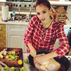 Celebrities on Thanksgiving | Pictures