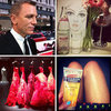 Celebrity, Fashion &amp; Beauty Instagram Pictures