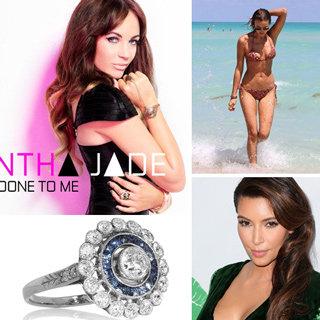 Samantha Jade, Engagement Rings, Botox, Victoria Justice