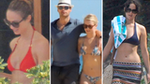 Video: Jennifer Lawrence, Julianne Hough Have Bikini-Filled Thanksgiving!