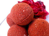 Pomegranate Vegan Bath Bomb
