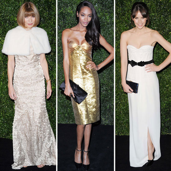 The Fashion Pack Celebrates the London Evening Standard Theatre Awards
