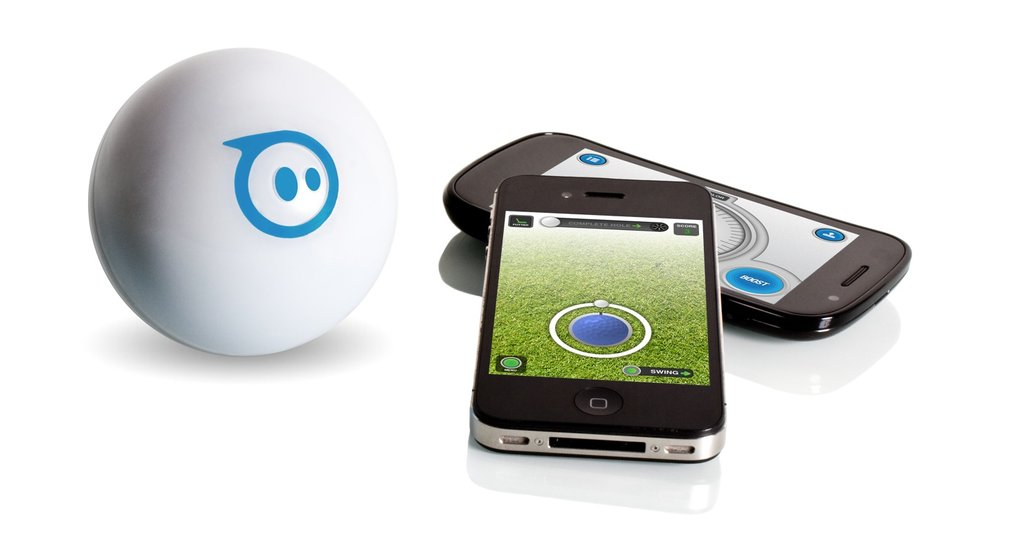 For 9-Year-Olds: Sphero Robotic Ball