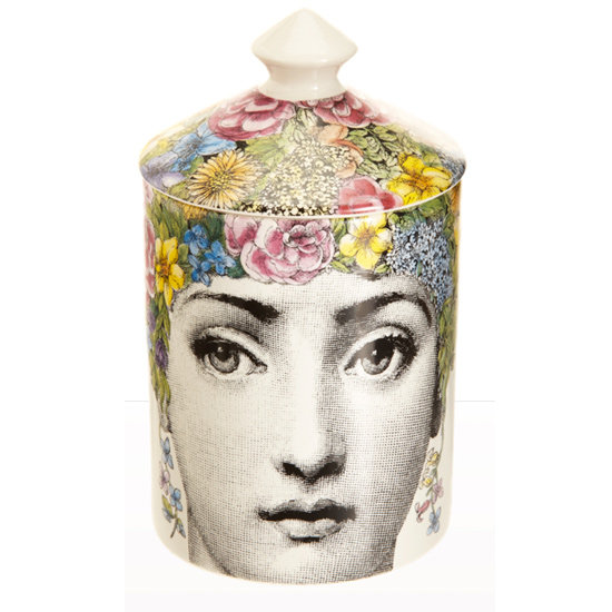 Inspired by flowers grown in the Fornasetti family's Milan garden, this Flora Small Scented Candle ($165)  can be enjoyed long after the 60 hours of burn time. Put the decorative porcelain container to use by filling it with cotton balls or Q-tips.