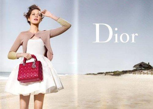 Christian Dior Lady Dior Spring 2013