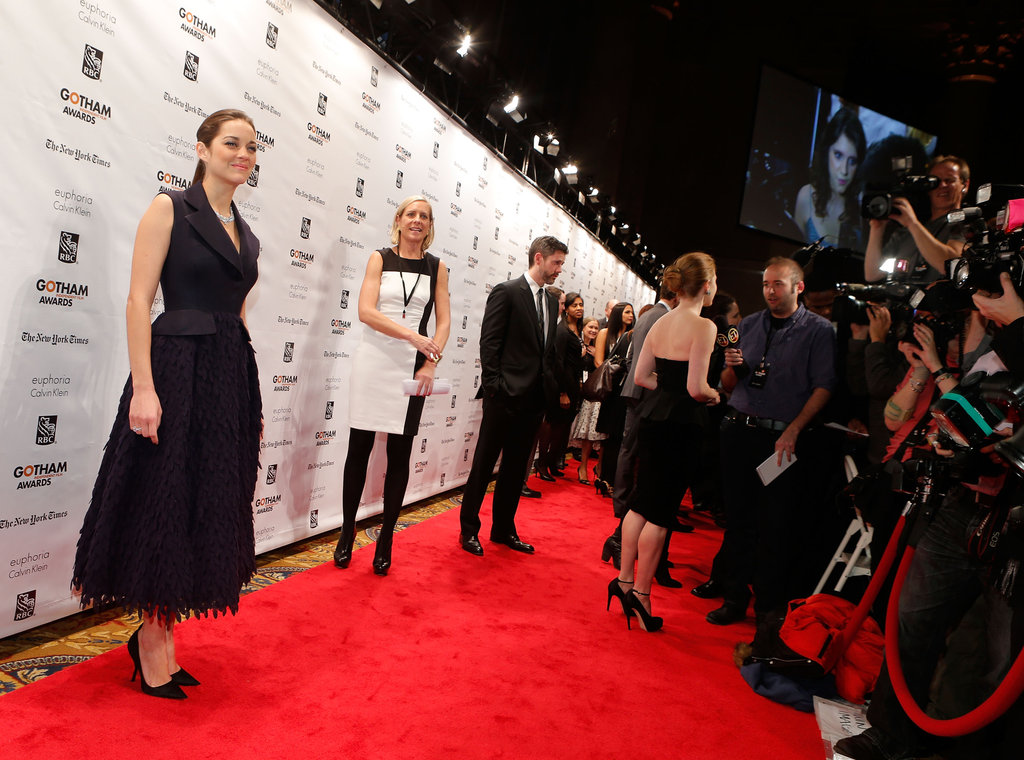 John and Emily Join Matt and Luciana at the Gotham Awards