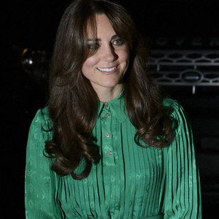 Kate Middleton im Natural History Museum London