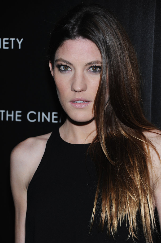 Jennifer Carpenter attended the screening of Killing Them Softly in NYC.