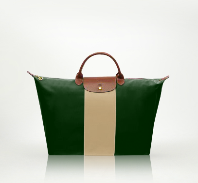 For the traveler, we love this customizable Longchamp Le Pliage bag ($60-$185). You can pick your own shape, color combinations, and trimming for a one-of-a-kind design.