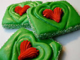 You're a Mean One, Mr. Grinch Cookies