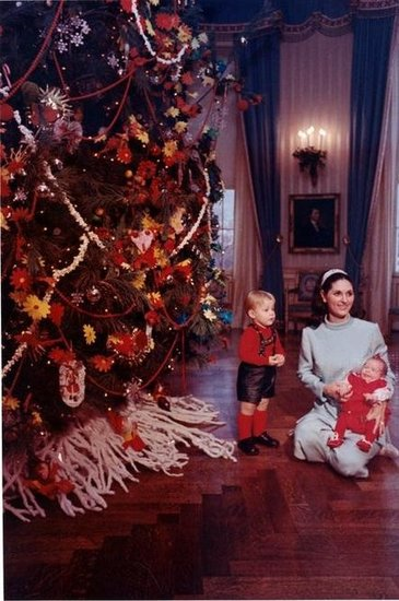 Lynda Bird Johnson Robb (First Daughter), 1968