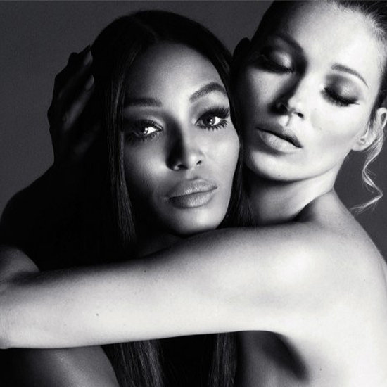 Kate Moss and Naomi Campbell Reveal All For Interview