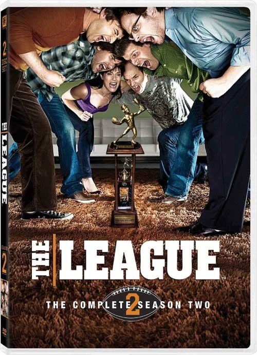 Complete Season Two DVD ($10)