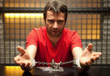 James Purefoy as Joe Carroll in The Following.