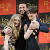 Anne Hathaway and Hugh Jackman in Japan For Les Mis