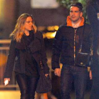 Scarlett Johansson and Romain Dauriac Dating | Pictures