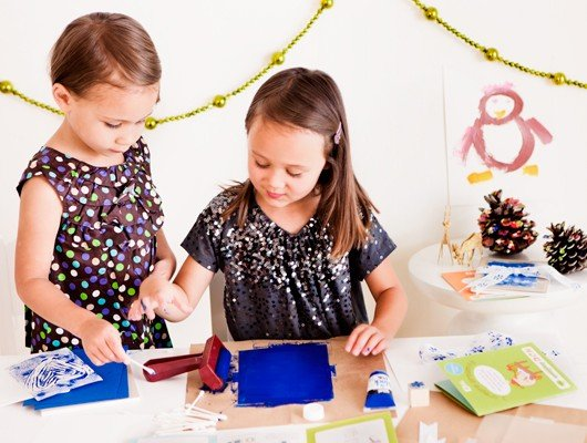 Get Creative! DIY Holiday Craft Kits From Kiwi Crate