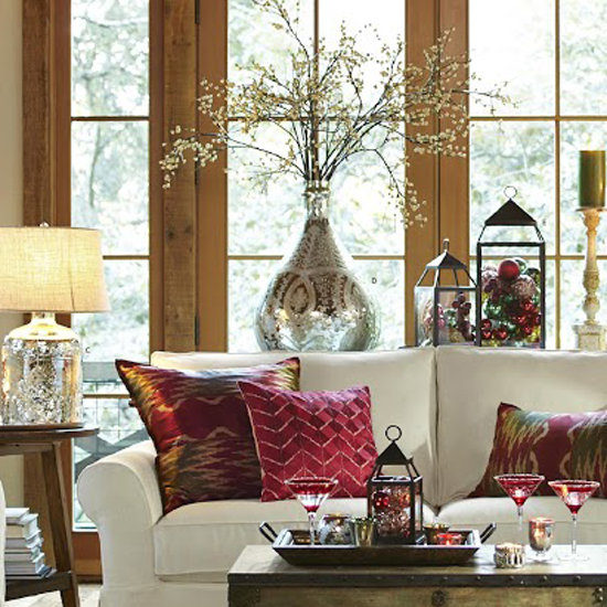 simple decor swaps for festive holiday style
