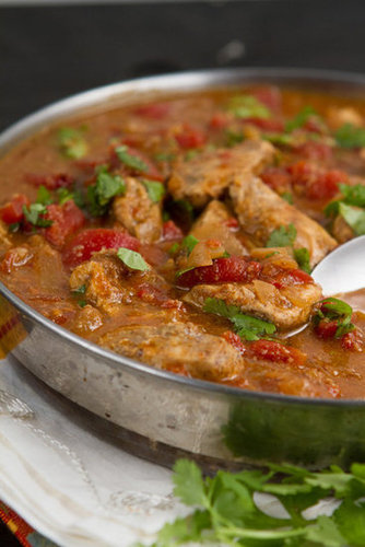 Dairy-free Butter Chicken