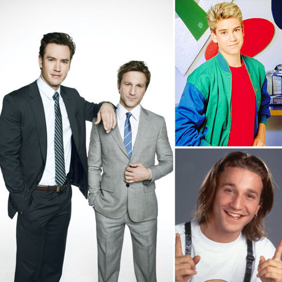 Mark-Paul Gosselaar and Breckin Meyer