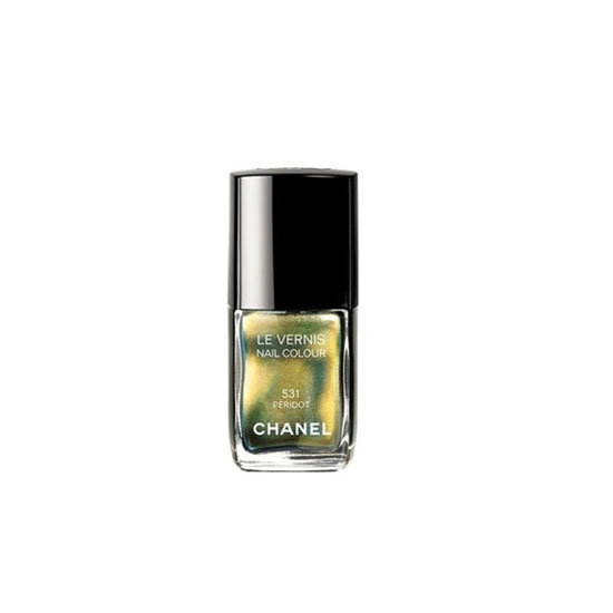 Chanel Le Vernis Nail Colour in Peridot, $39