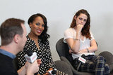 Kerry Washington and Kristen Stewart were out in LA for the  Variety Studio.