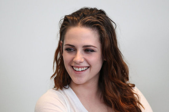 Kristen Stewart smiled at the Variety Studio in LA.