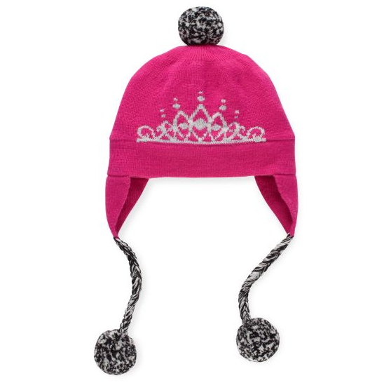 Crown Ski Hat