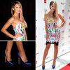 Jesinta Campbell in Ginger and Smart at the 2012 ARIA Awards