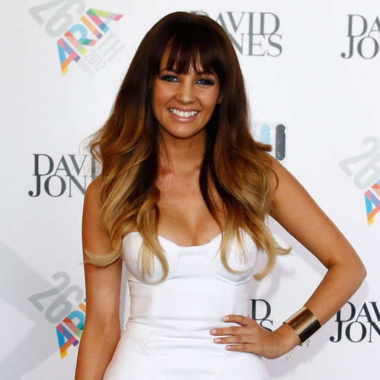 Pictures of Samantha Jade at the 2012 ARIA Awards   POPSUGAR Beauty ...
