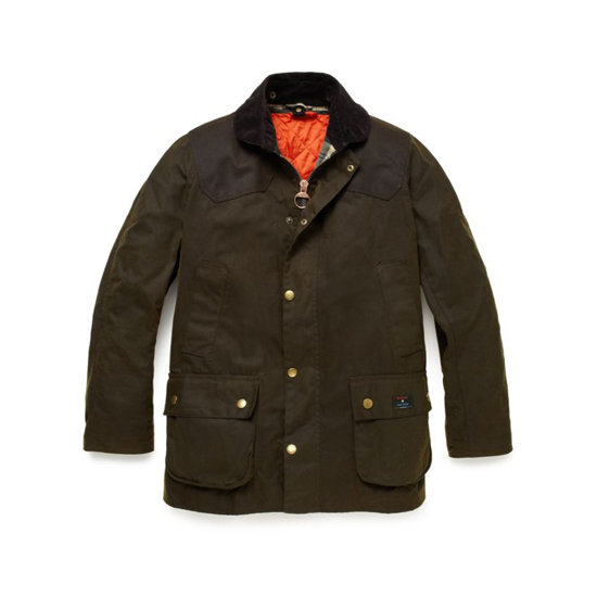 Jack Spade x Barbour
