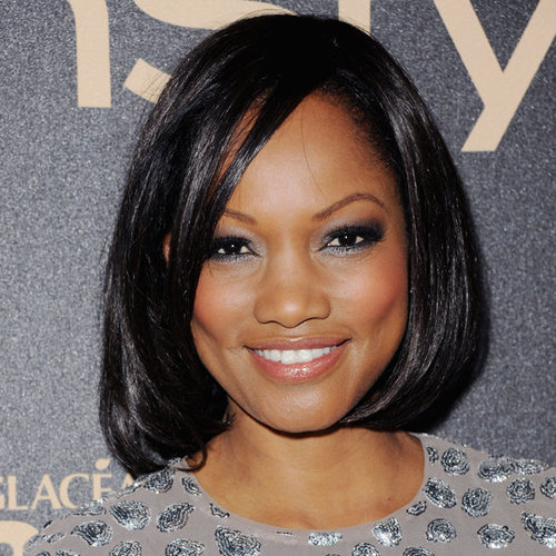 Celebrities Wearing Gray Eye Shadow