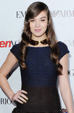 Hailee Steinfeld will play Kevin Costner's daughter in the thriller Three Days to Kill.