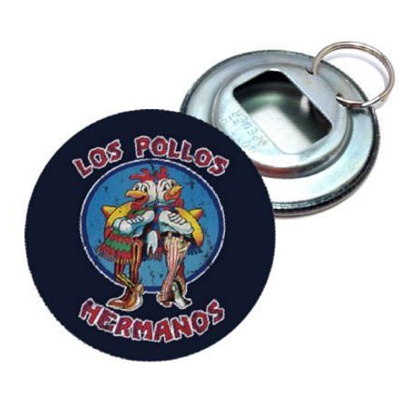 Los Pollos Hermanos Bottle Opener ($5)