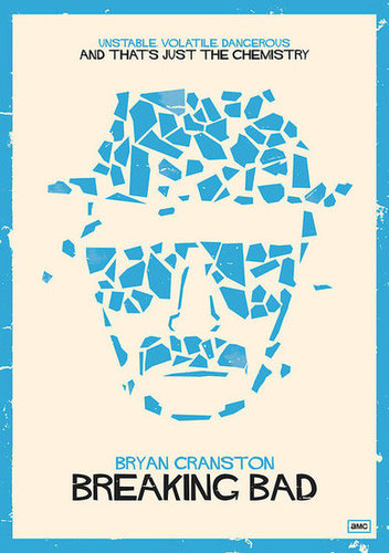 Breaking Bad Poster ($66)