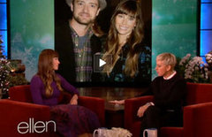 "Jessica Biel on Her ""Incredible"" Marriage to Justin Timberlake"